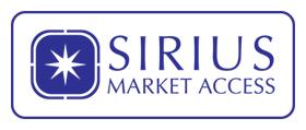 SIRIUS Market Access